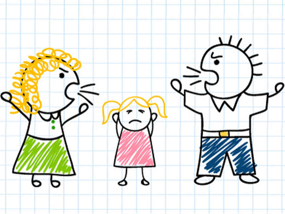 Do You Know Divorced Or Separated Parents That Are In High Conflict