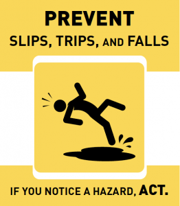 Slip Trip Fall Safety Tips Car Pictures