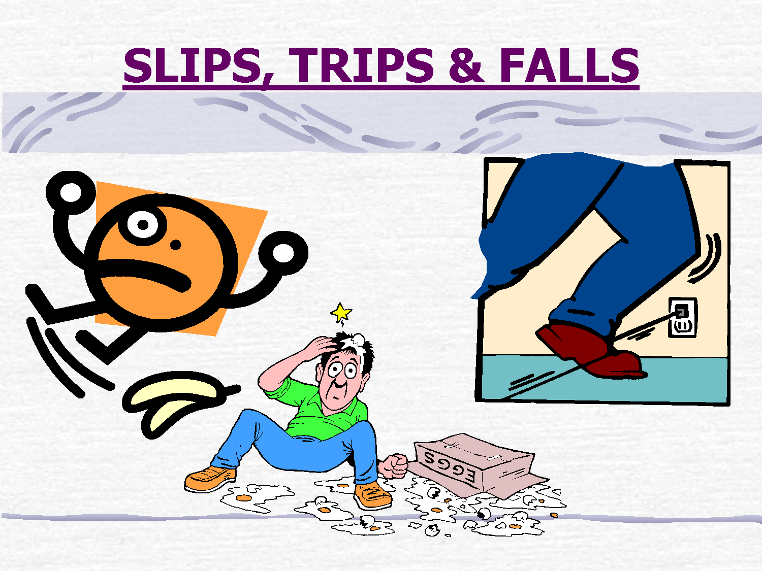 Slips Trips And Clipart - Clipart Suggest