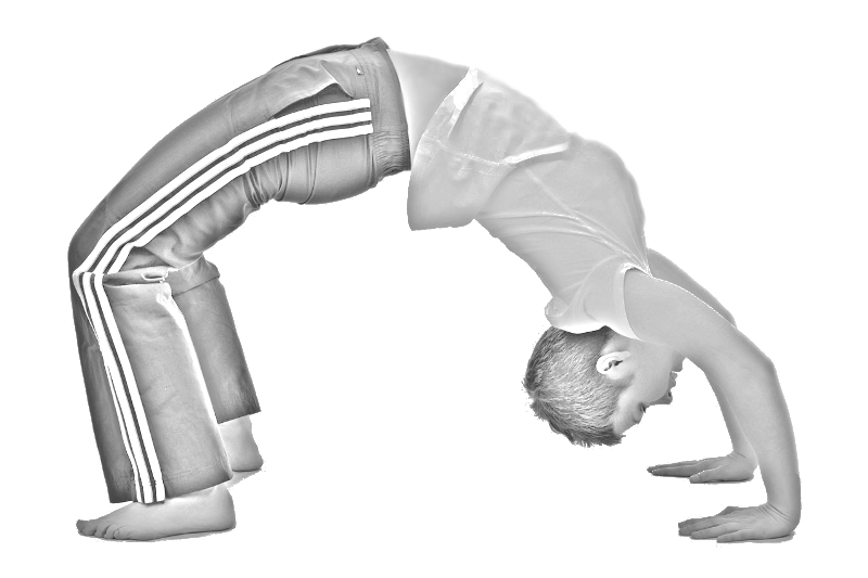 Www Wpclipart Com Recreation Fitness Fitness 2 Backbend Bw Png Html