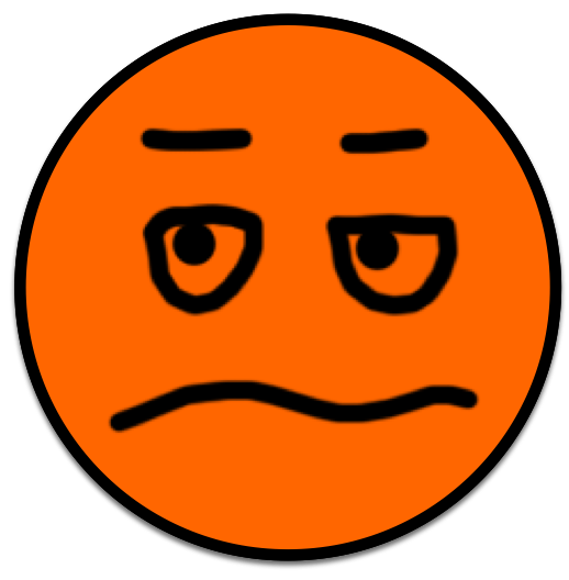 30 Frowny Faces Free Cliparts That You Can Download To You Computer