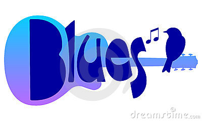 Blues Guitar Music Eps Royalty Free Stock Images   Image  23986839
