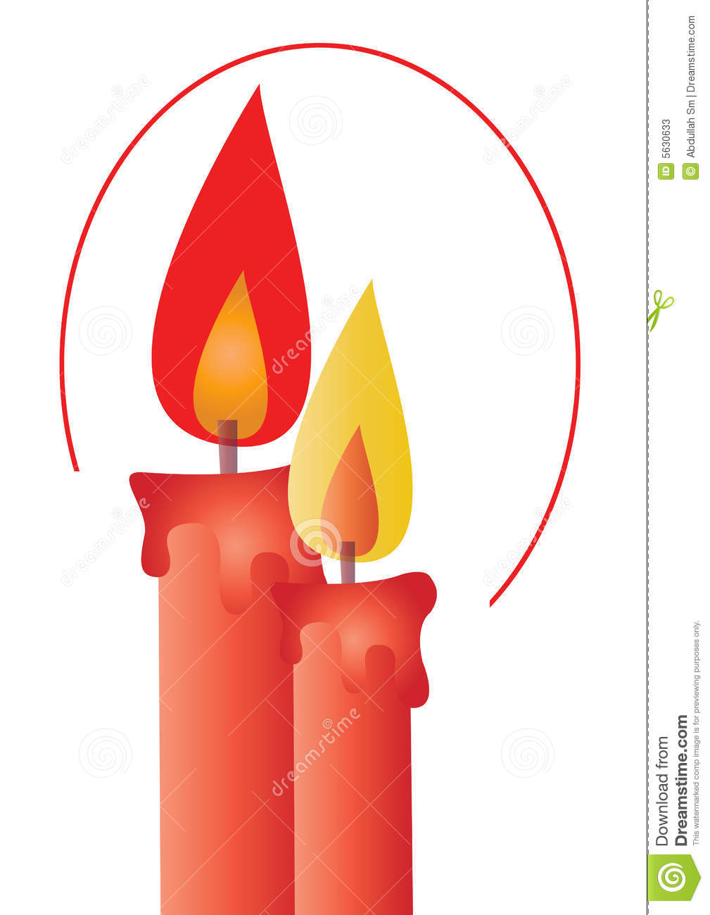 Candlelight Clipart Candle 5630633 Jpg