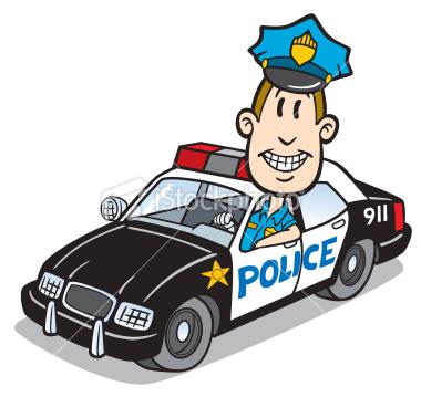 Cartoon Cop Clipart - Clipart Kid