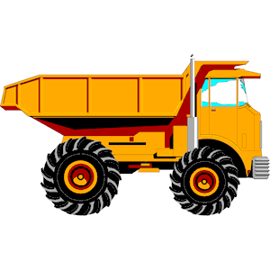 Clip Art Dump Truck Clip Art dump truck cartoon clipart kid 03 cliparts of free download wmf