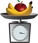 Food Scale Illustrations And Clip Art  353 Food Scale Royalty Free