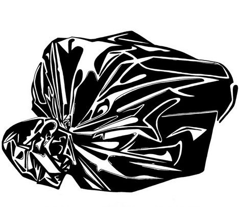 Garbage Bag Clipart