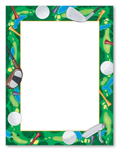 free golf borders clip art  u2013 cliparts