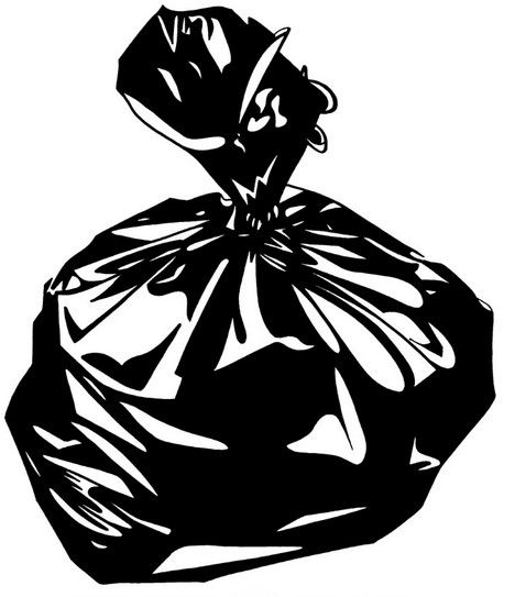 Garbage Bag Clipart - Clipart Kid