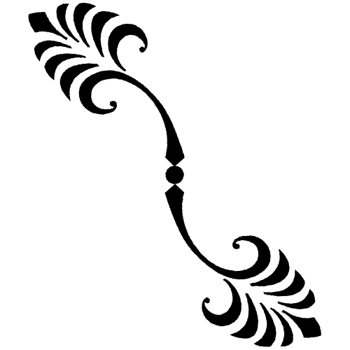 Scroll Work   Clipart Best
