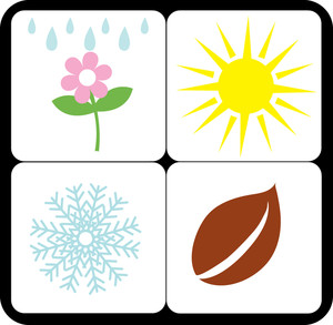 Seasons Clip Art Images Seasons Stock Photos   Clipart Seasons