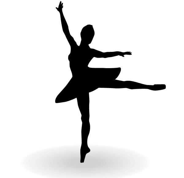 Clip Art Ballerina Clip Art black ballerina clipart kid silhouette clip art free