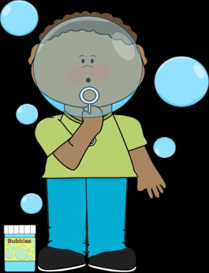 Blowing Bubbles Clipart - Clipart Kid