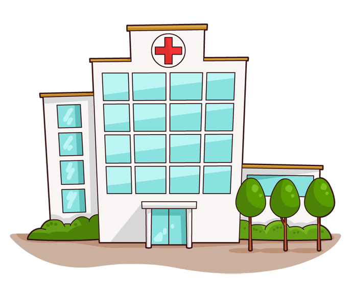 Clipartlord Com Exclusive This Nice Cartoon Hospital Clip Art Is Free