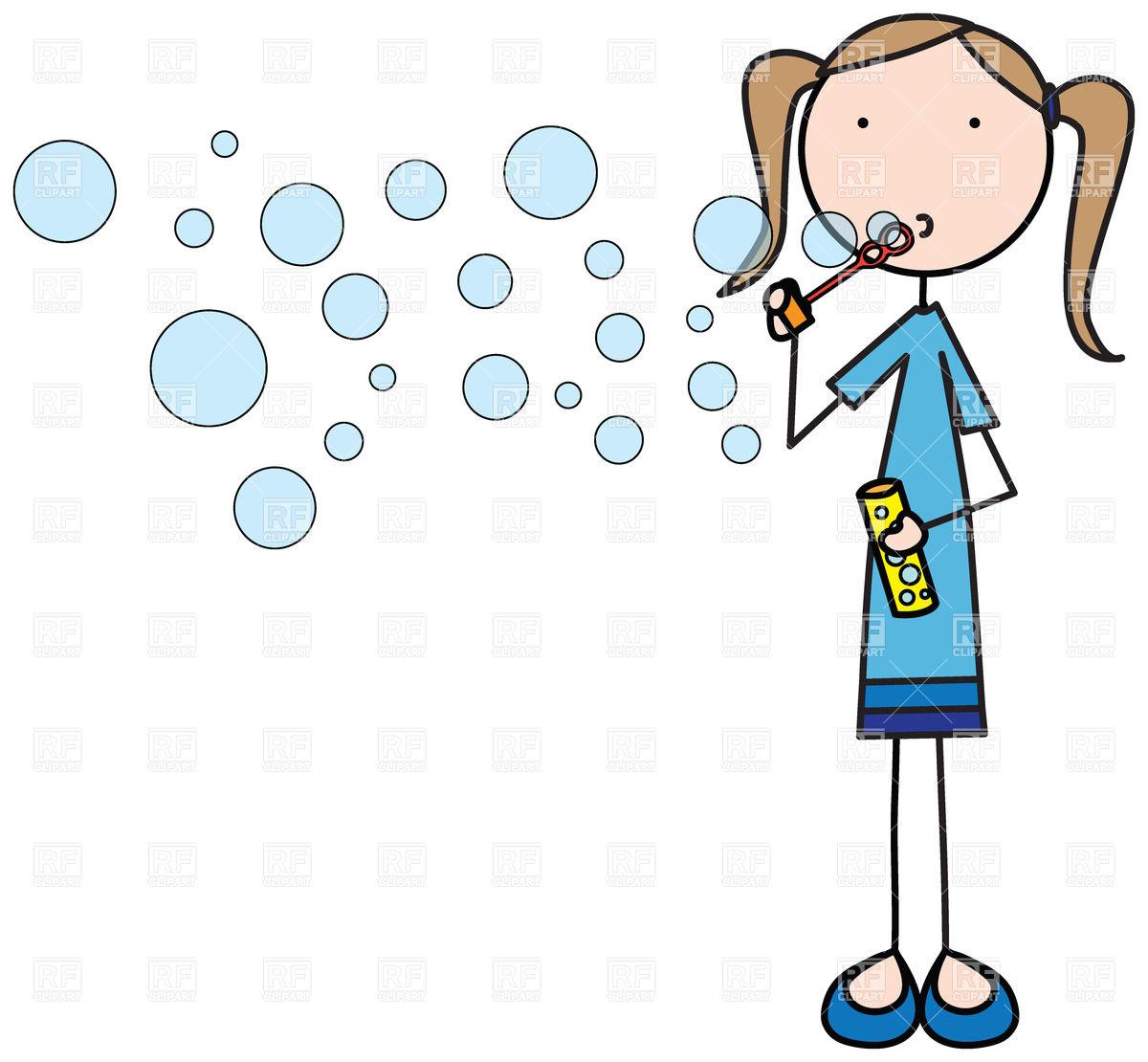 Blowing Bubbles Clipart - Clipart Suggest