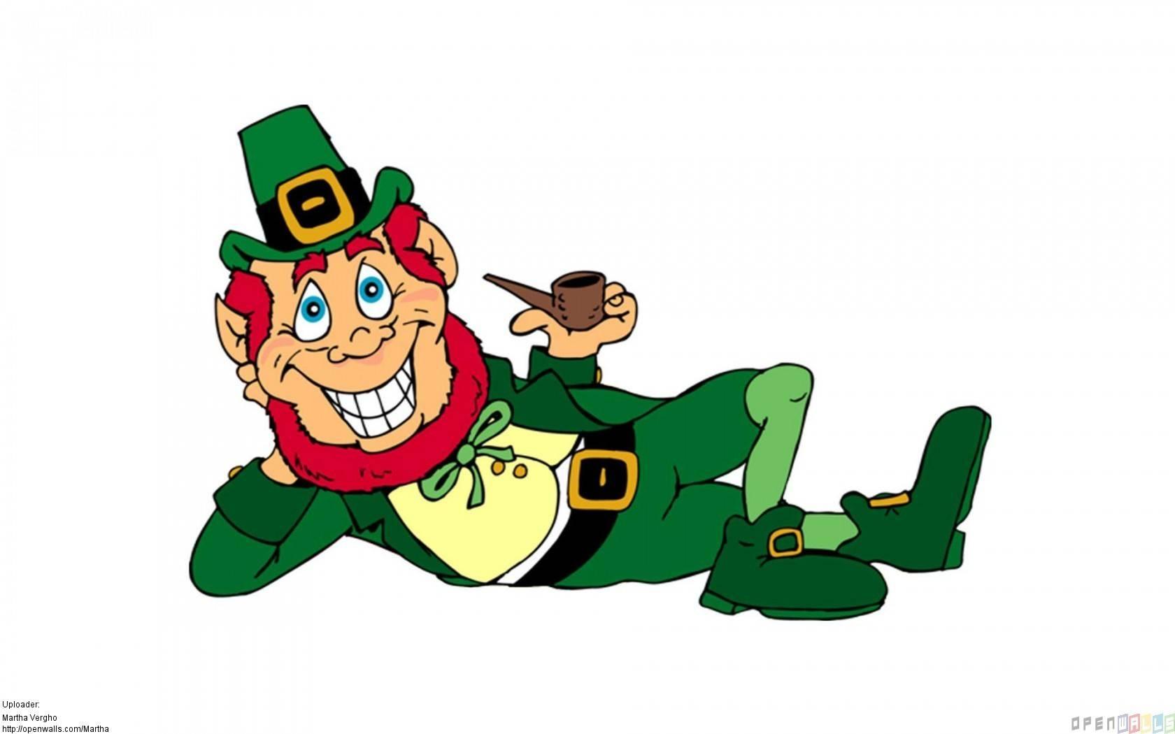 irish leprechaun clipart clipart suggest St. Patrick Clip Art Animated St Patrick's Day Animated Dancers