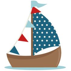 Nautical Party Printable On Pinterest   Nautical Pattern Silhouette