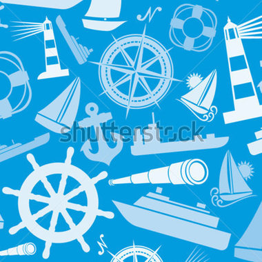 Pattern Abstract Seamless Texture Seamless Nautical Icons Pattern