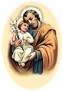 Saints Clipart   Glorious Saint Joseph