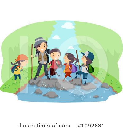Summer Camp Clip Art