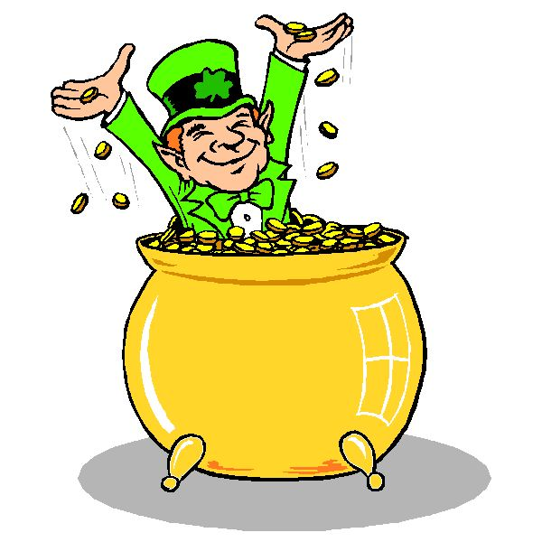 Top 10 Sites Offering Leprechaun Clipart  Perfect For St  Patrick S