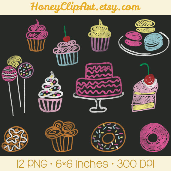 Free Bakery Cake Clipart - Clipart Suggest