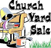Don T Forget To Attend The Yard Sale At First Church This Saturday