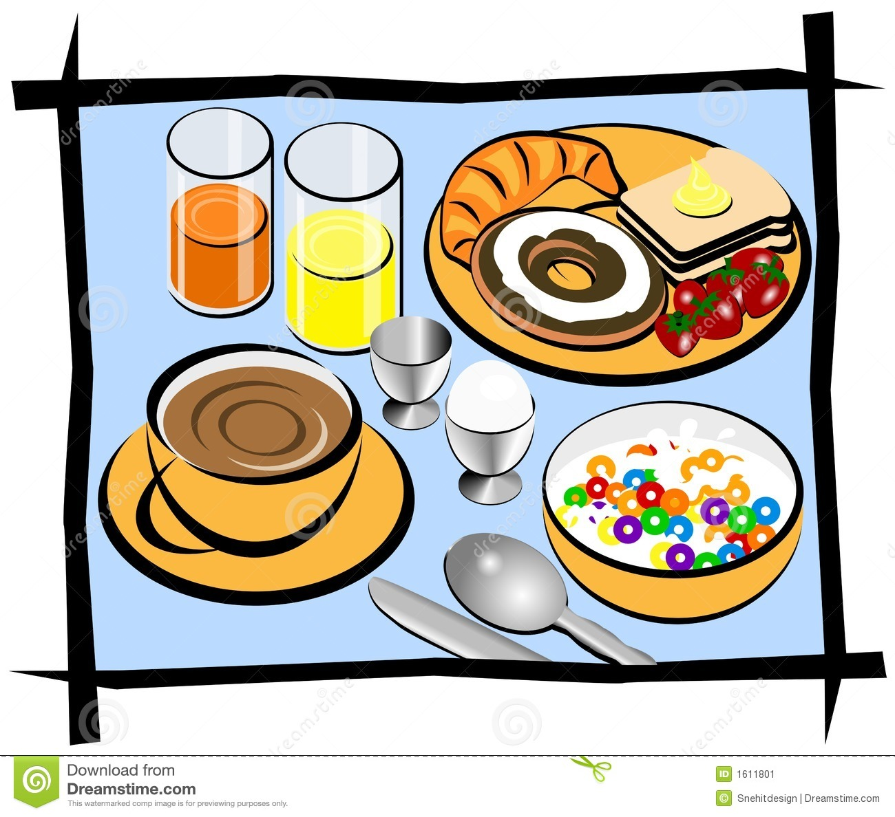 Clip Art Brunch Clipart brunch clipart kid eating breakfast panda free images