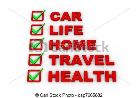 Health Insurance Travel Insurance Home Insurance Life Insurance