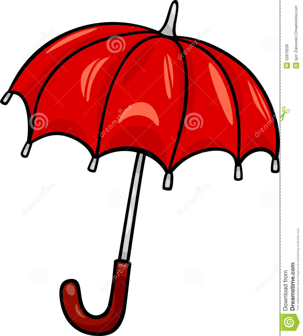 Red Closed Umbrella   Clipart Panda   Free Clipart Images