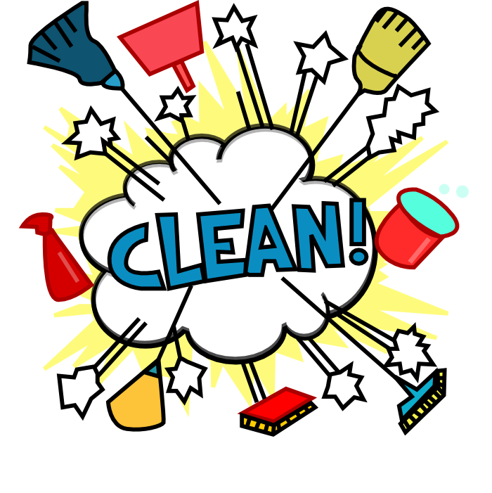 Break Room Cleaning Clipart - Clipart Kid