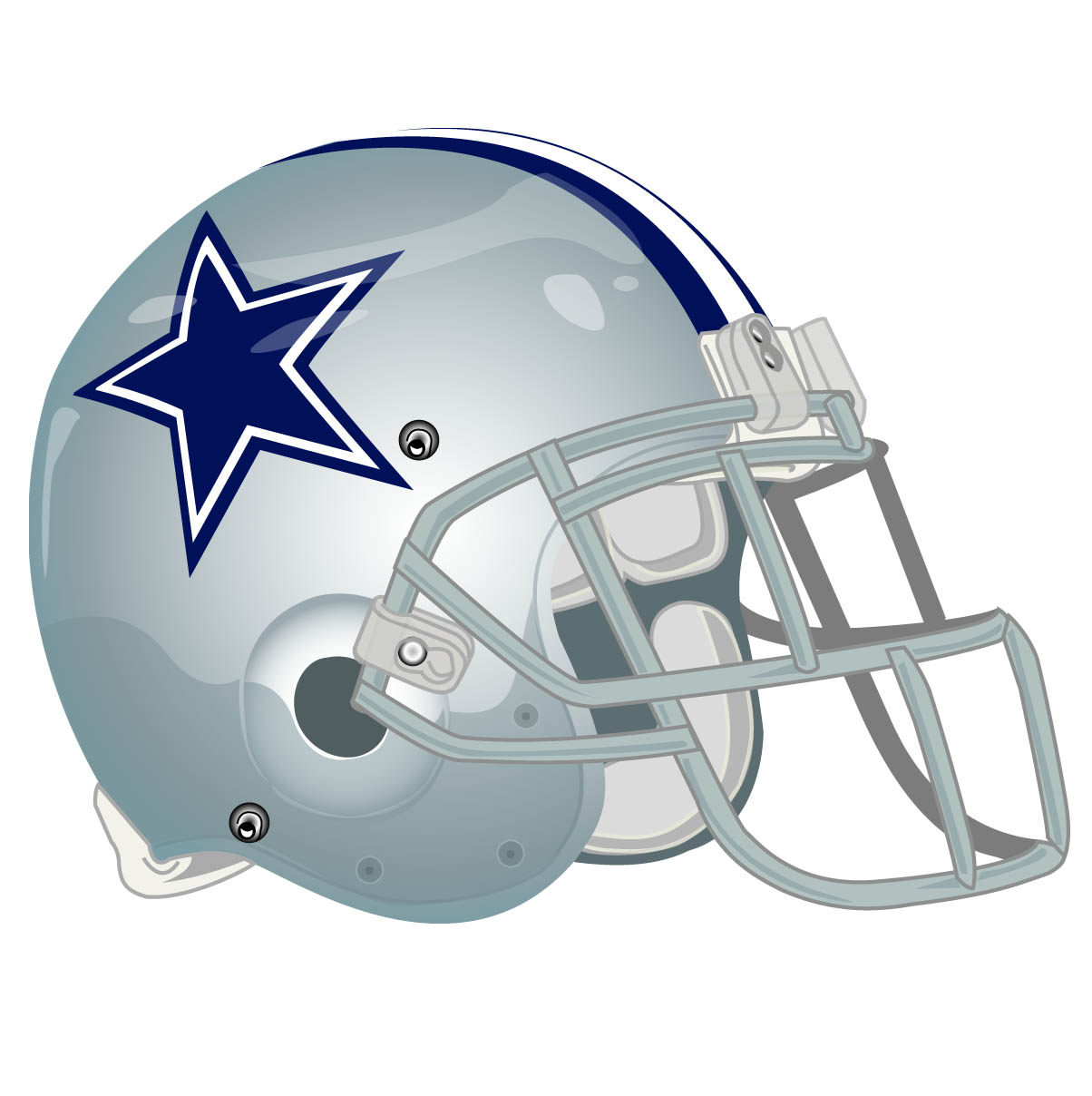 13 Dallas Cowboys Stars Logo Free Cliparts That You Can Download To