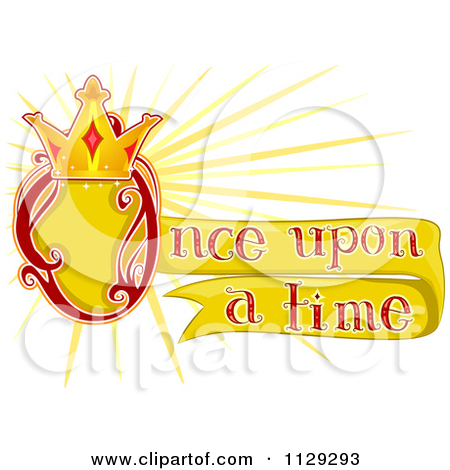 Once Upon A Time Clipart - Clipart Kid