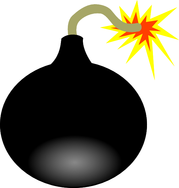 You're The Bomb Clipart - Clipart Suggest
