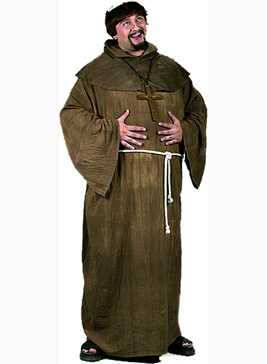 Friar Tuck Fancy Dress Costumes   Below Is A Wide Selection Of