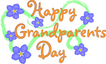 Clip Art Grandparents Week