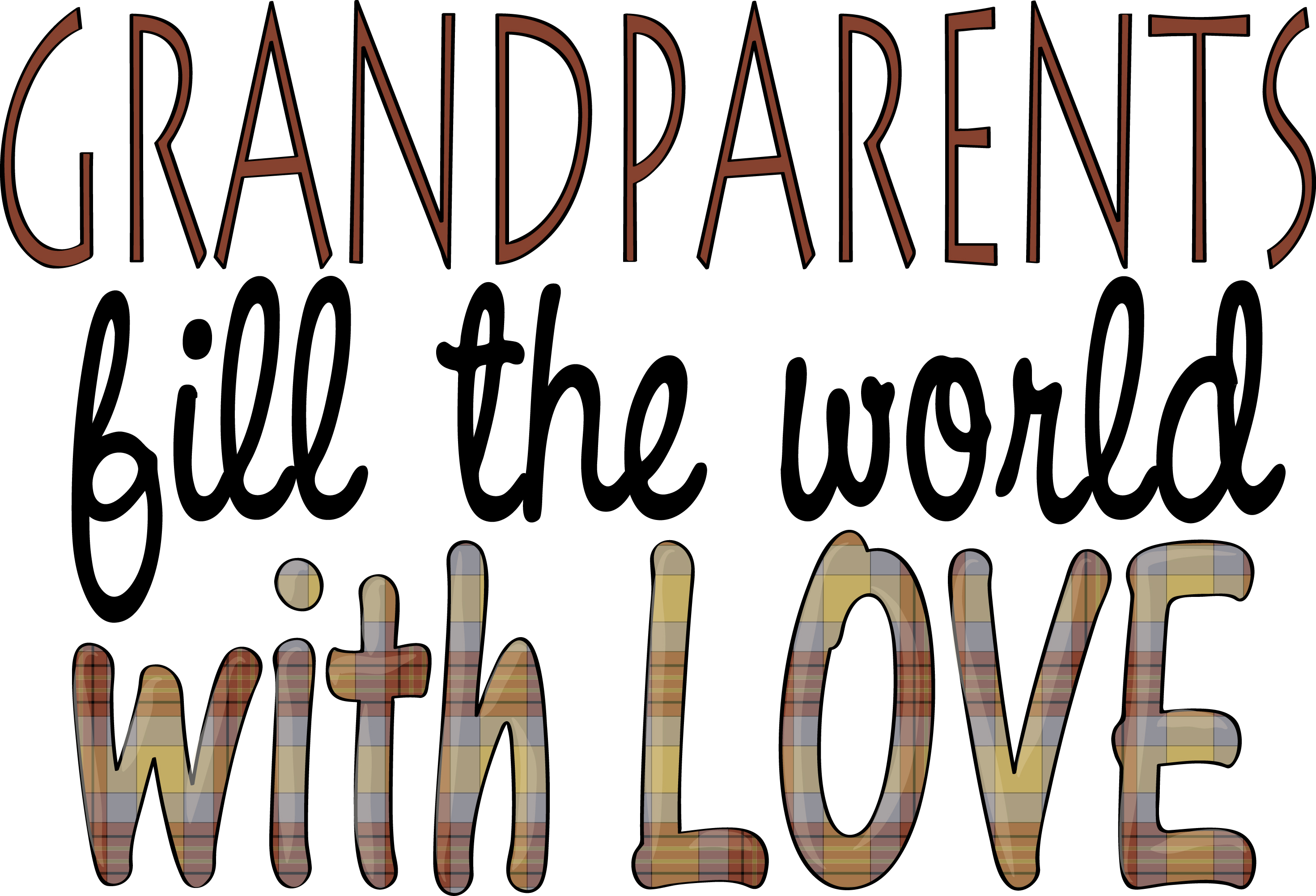 Grandparents Fill The World With Love On National Grandparents Day And