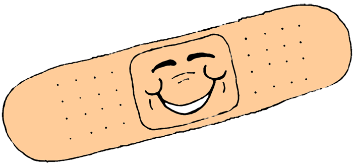 Happy Band Aid