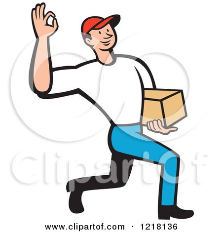Package Delivery Clipart Clipart Suggest