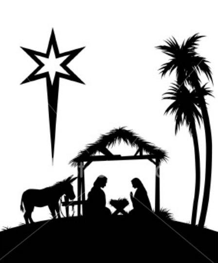 Baby Jesus Birth Clipart - Clipart Kid