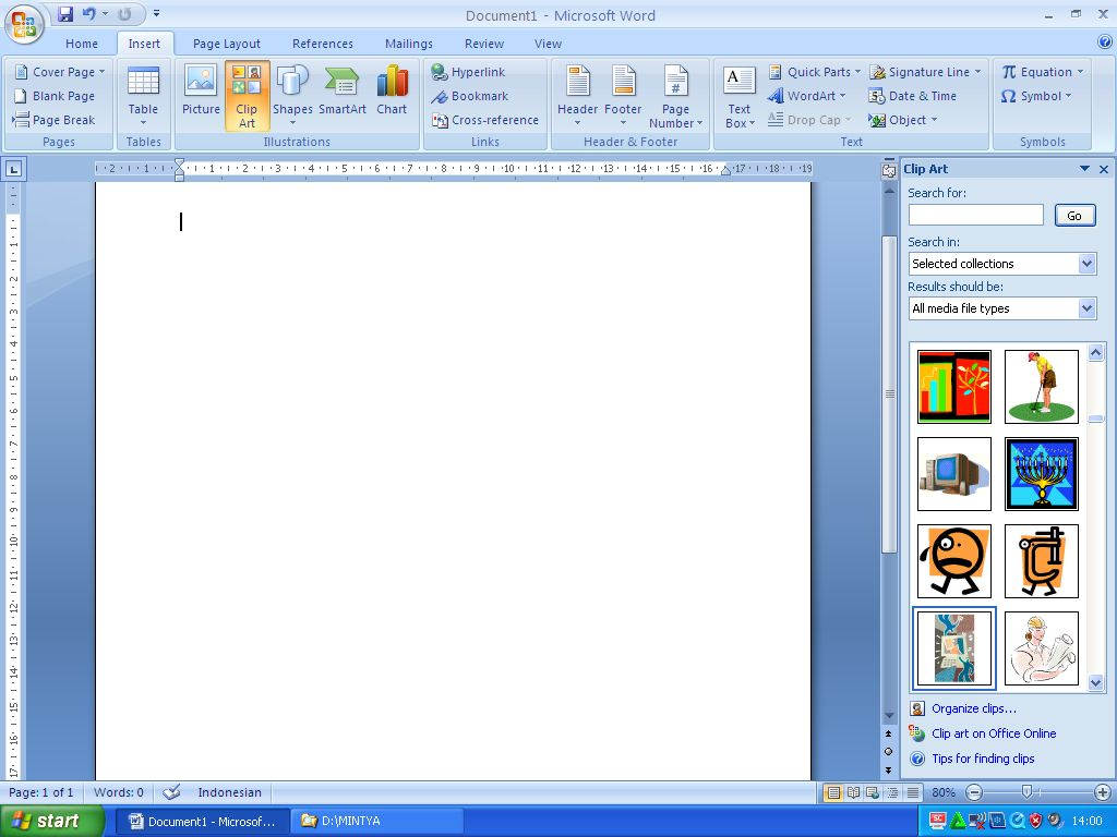 Microsoft Word Clipart - Clipart Kid