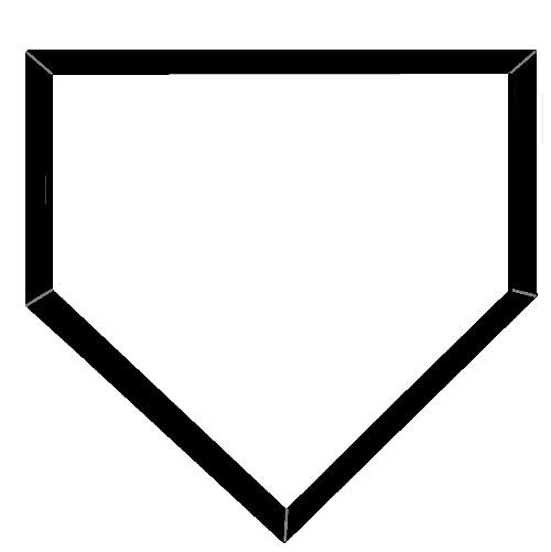 Catcher S Equipment Baseball Field Clipart Best Clipart Best