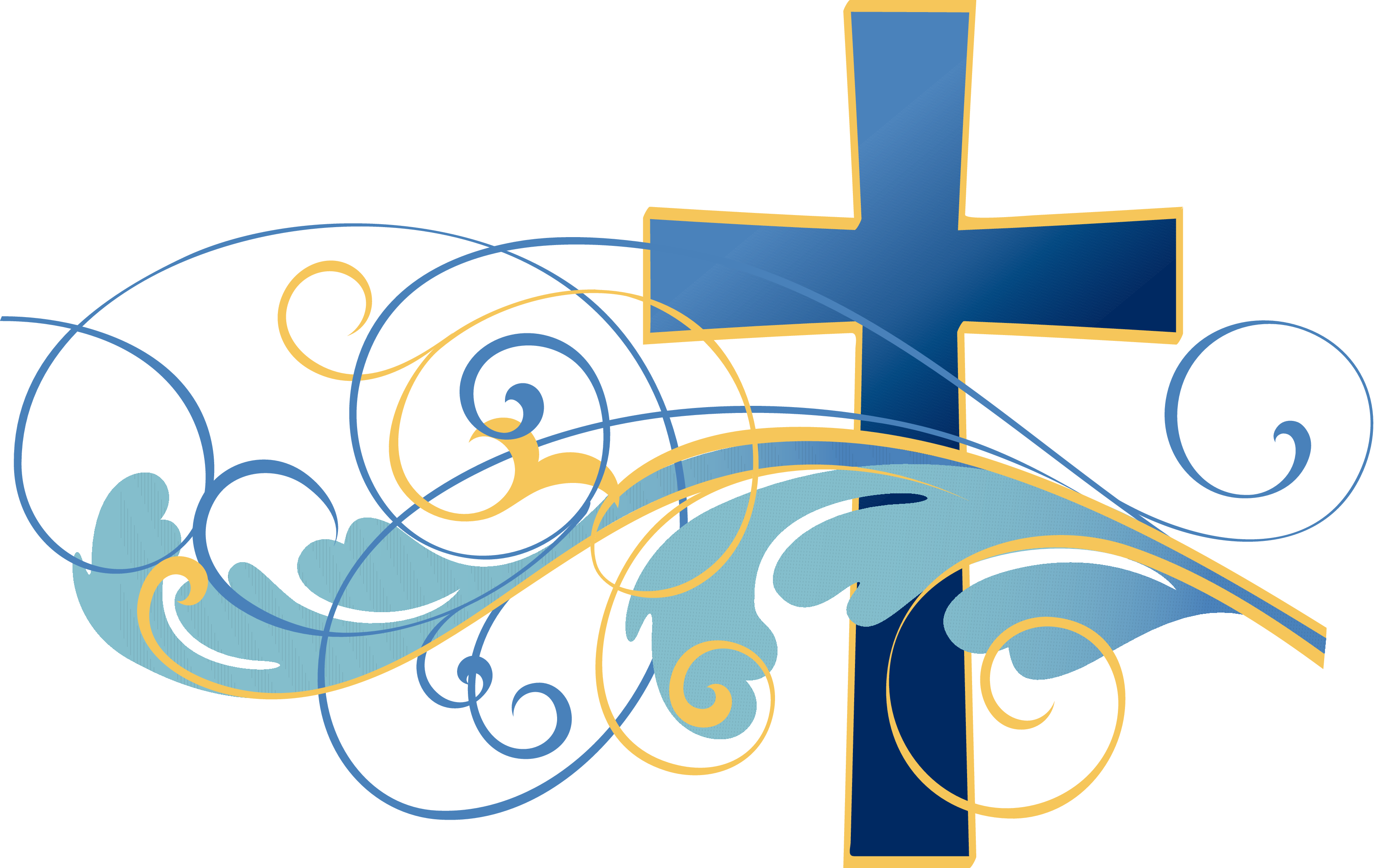 Catholic Baptism Cross Clipart   Clipart Panda   Free Clipart Images