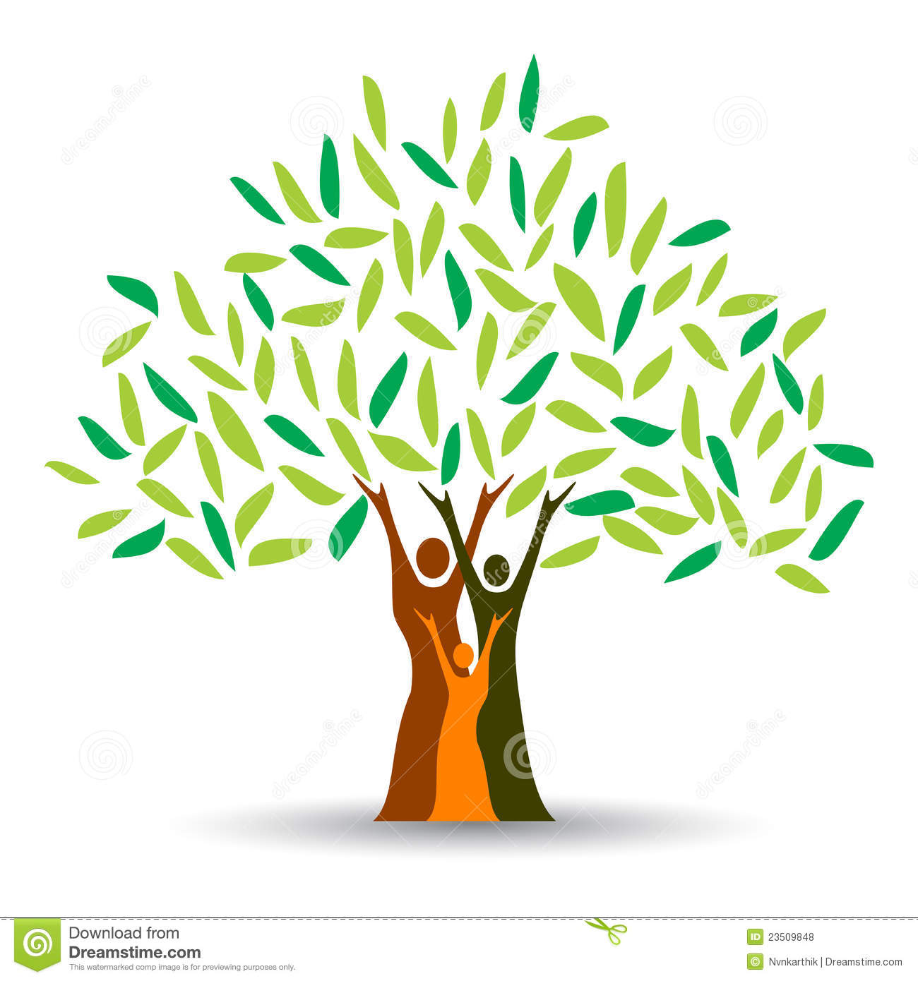 Free Family Tree Clipart - Clipart Kid