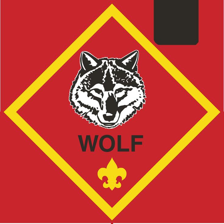 Boy Scout Badges Clip Art