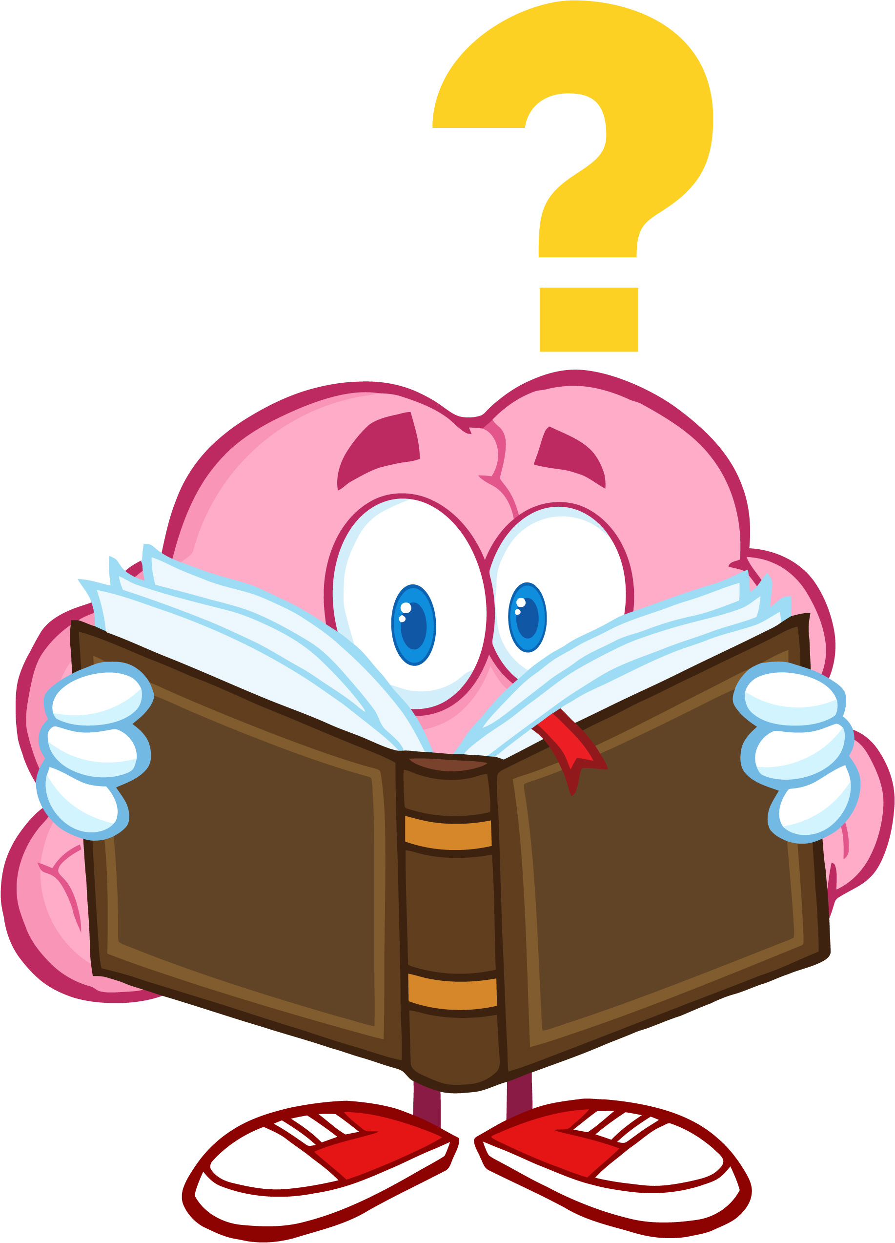 Reading Question Clipart - Clipart Kid