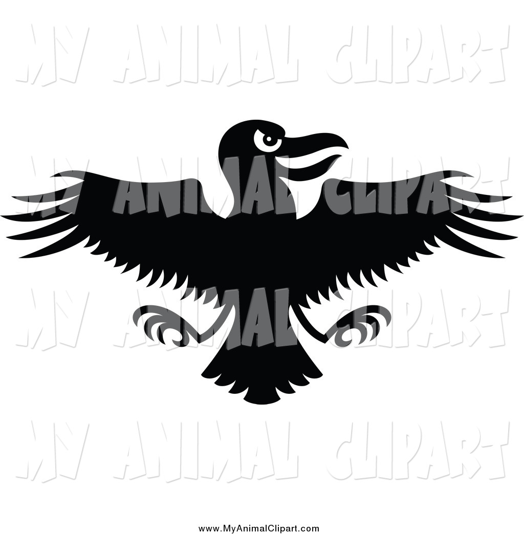 Royalty Free Black And White Stock Animal Clipart Illustrations