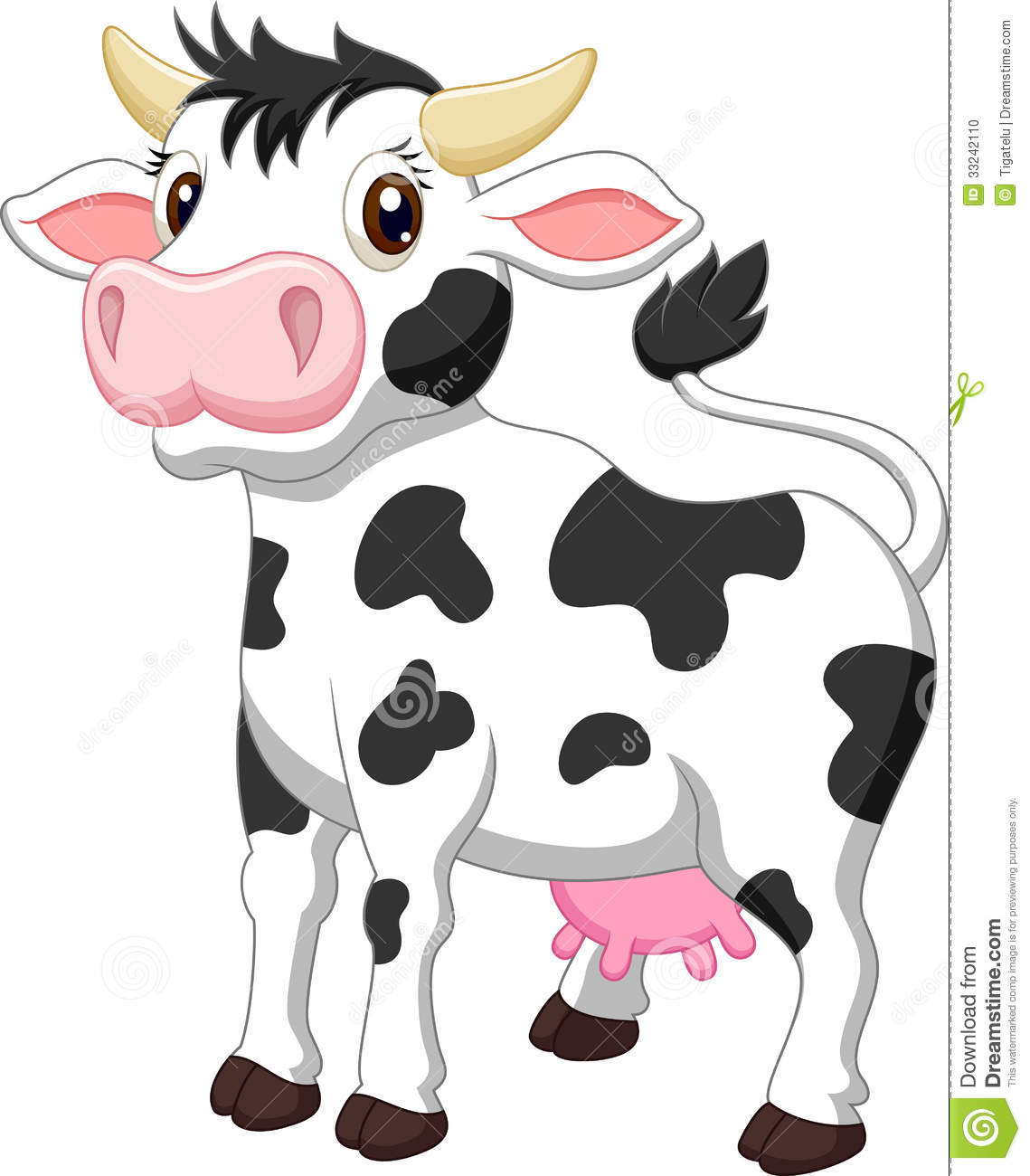 Cute cow cartoon clipart suggest