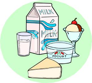 Dairy Food Clipart - Clipart Suggest