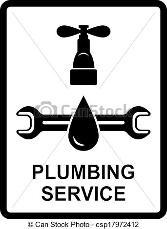 Plumbing Service    Csp17972412   Search Clipart Illustration